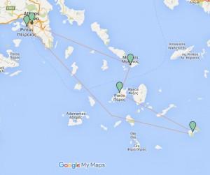 Roteiro de 12 dias pela Grécia