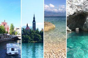 Roteiros de duas semanas pela Europa