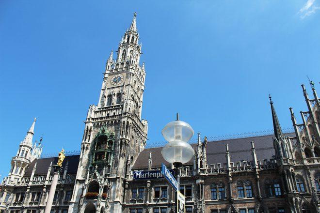 Marienplatz, Munique