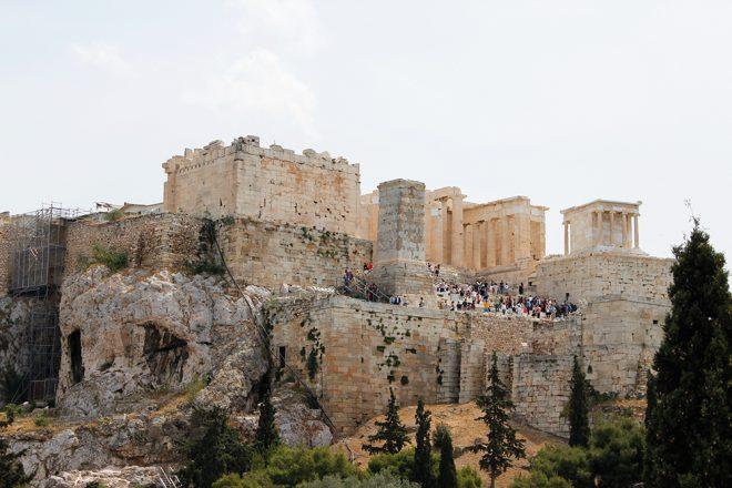 Acrópole, Atenas