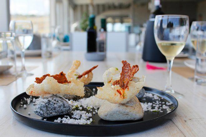 Nesaea restaurante em Mykonos