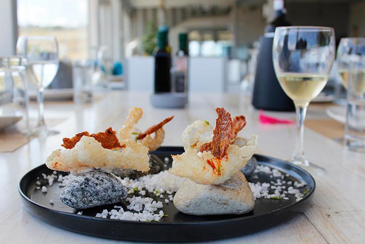 Nesaea: comida gourmet grega em Mykonos