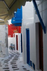 Mykonos, Grécia