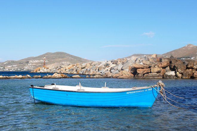 Paros, Grécia