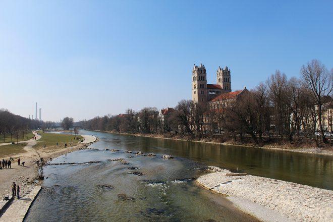 Pedido de casamento em Munique