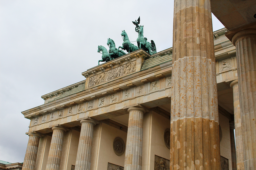 Portão de Brandemburgo, Berlim