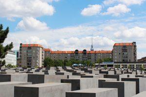 Memorial aos Judeus Mortos da Europa, Berlim