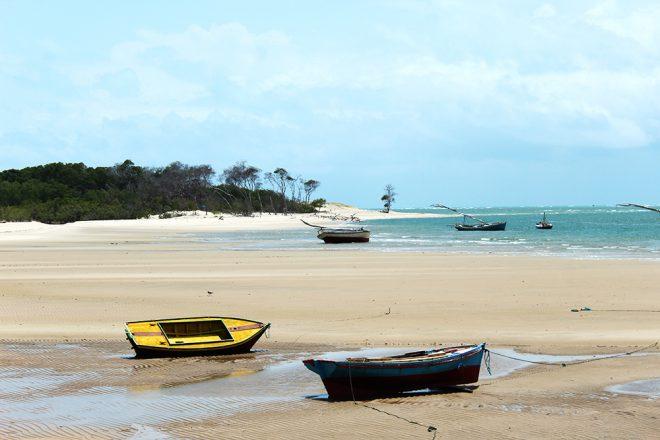 Praia, Ceará