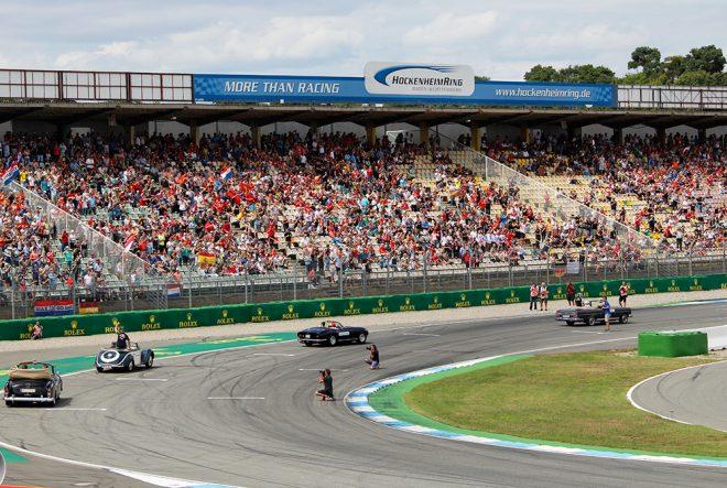 Grande Prêmio de Fórmula 1 em Hockenheim 2016