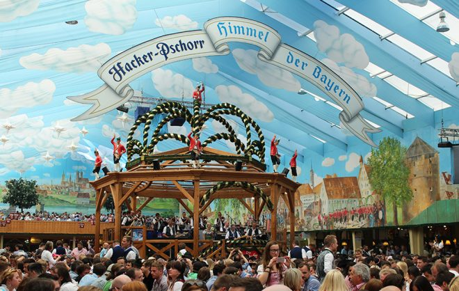 Oktoberfest, Munique