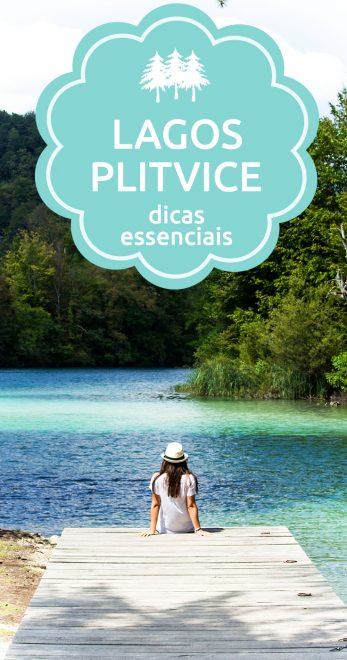 Dicas para visitar o Parque Nacional dos Lagos Plitvice, Croácia
