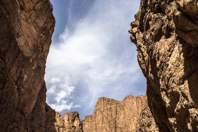Todres Gorges, Marrocos