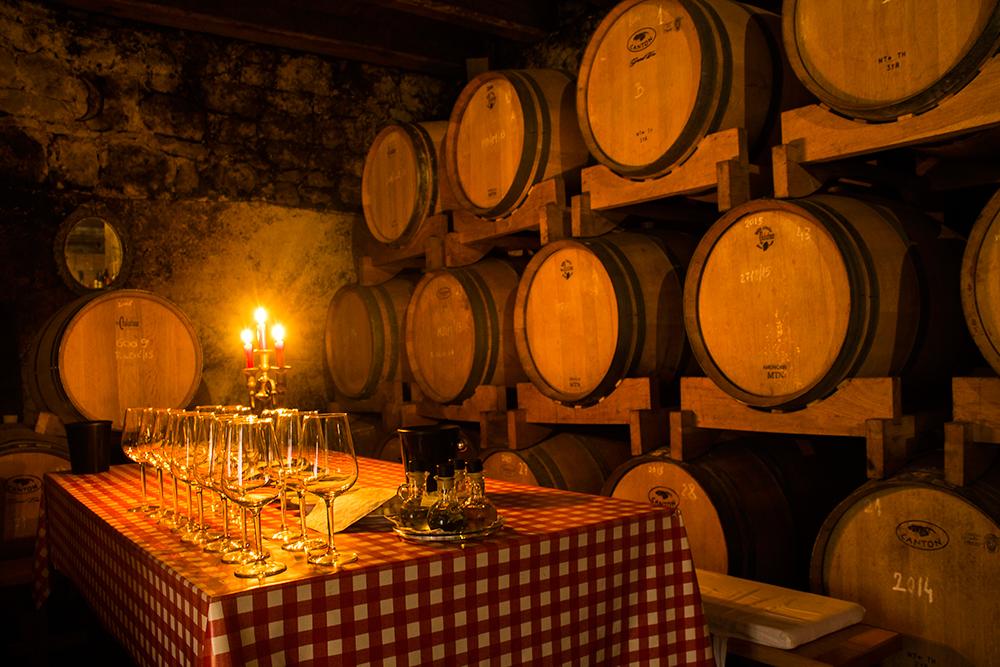 Prova de vinho em Hvar