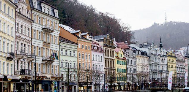 Karlovy Vary, República Tcheca