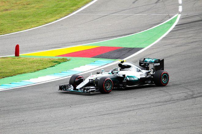 Fórmula 1 Grand Prix Hockenheim