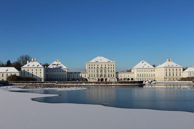 Palácio Nymphenburg, Munique