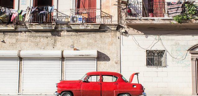 Carro em Havana, Cuba