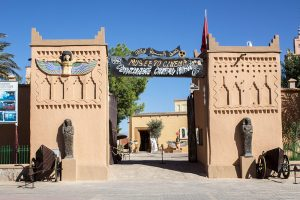 Museu do Cinema, Ouarzazate, Marrocos