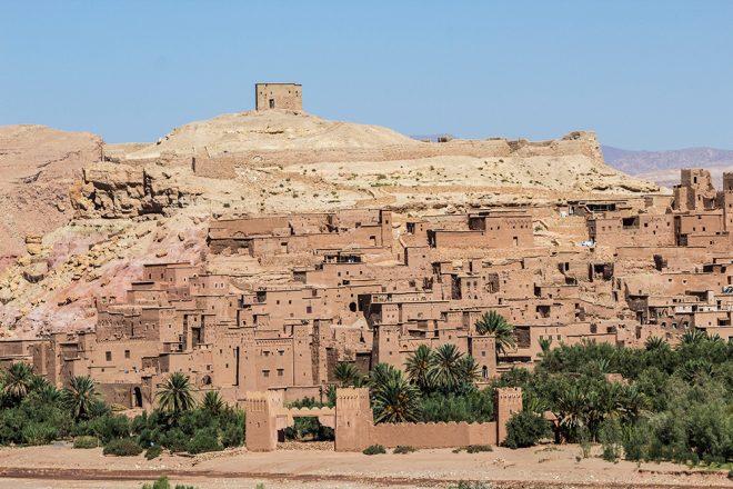 Aït Benhaddou, Marrocos