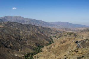 Montanhas Atlas, Marrocos