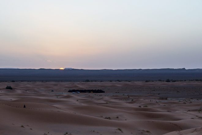 Deserto do Saara, Marrocos