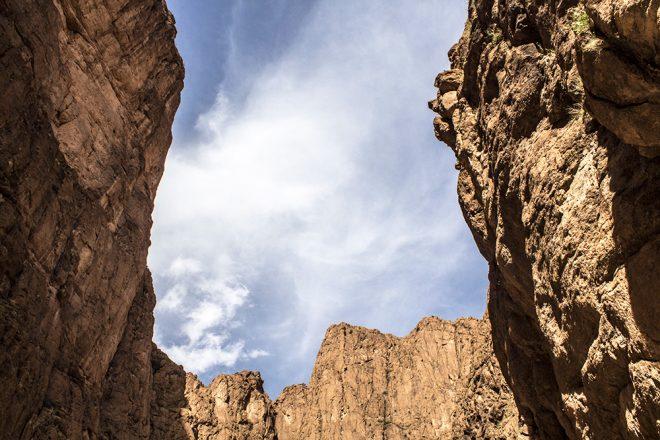 Todra Gorges, Marrocos