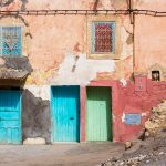 As cores do Marrocos