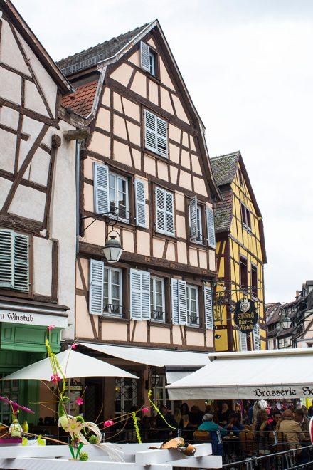 Rota do Vinho, Alsácia, FrançaRota do Vinho, Alsácia, França