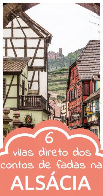 Vilas na Alsácia