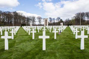 Roteiro Rota da Libertação por Luxemburgo, Bélgica e Holanda