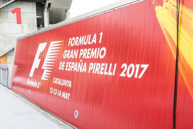 Grande Prêmio de Fórmula 1 em Barcelona