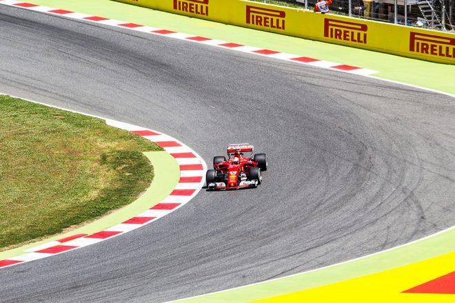 Fórmula 1 em Barcelona