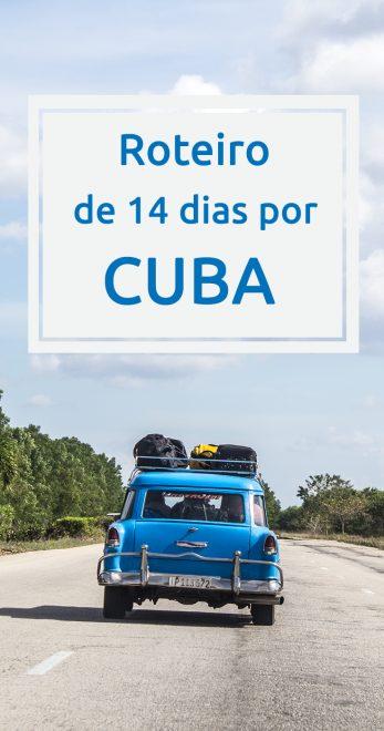 Roteiro por Cuba