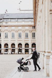 Paris com bebê