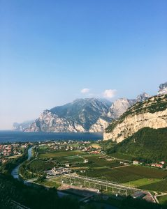 Lago de Garda, Itália