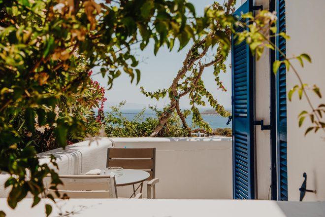 Dryades Family Hotel, Paros, Grécia