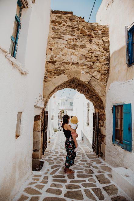 Antiparos, Grécia