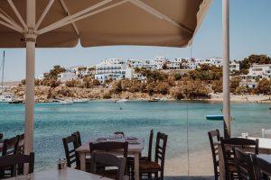 Onde comer em Paros, Grécia
