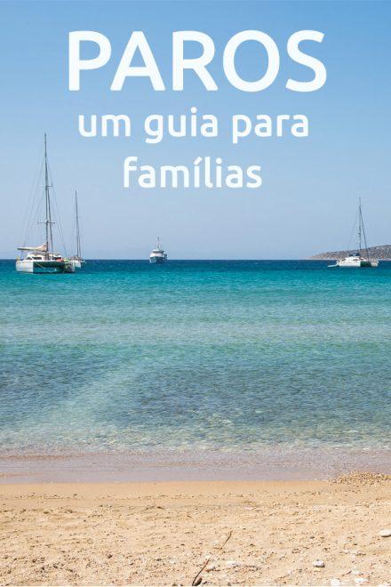 Paros: guia para famílias