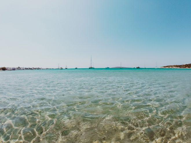 Melhores praias em Paros, Grécia