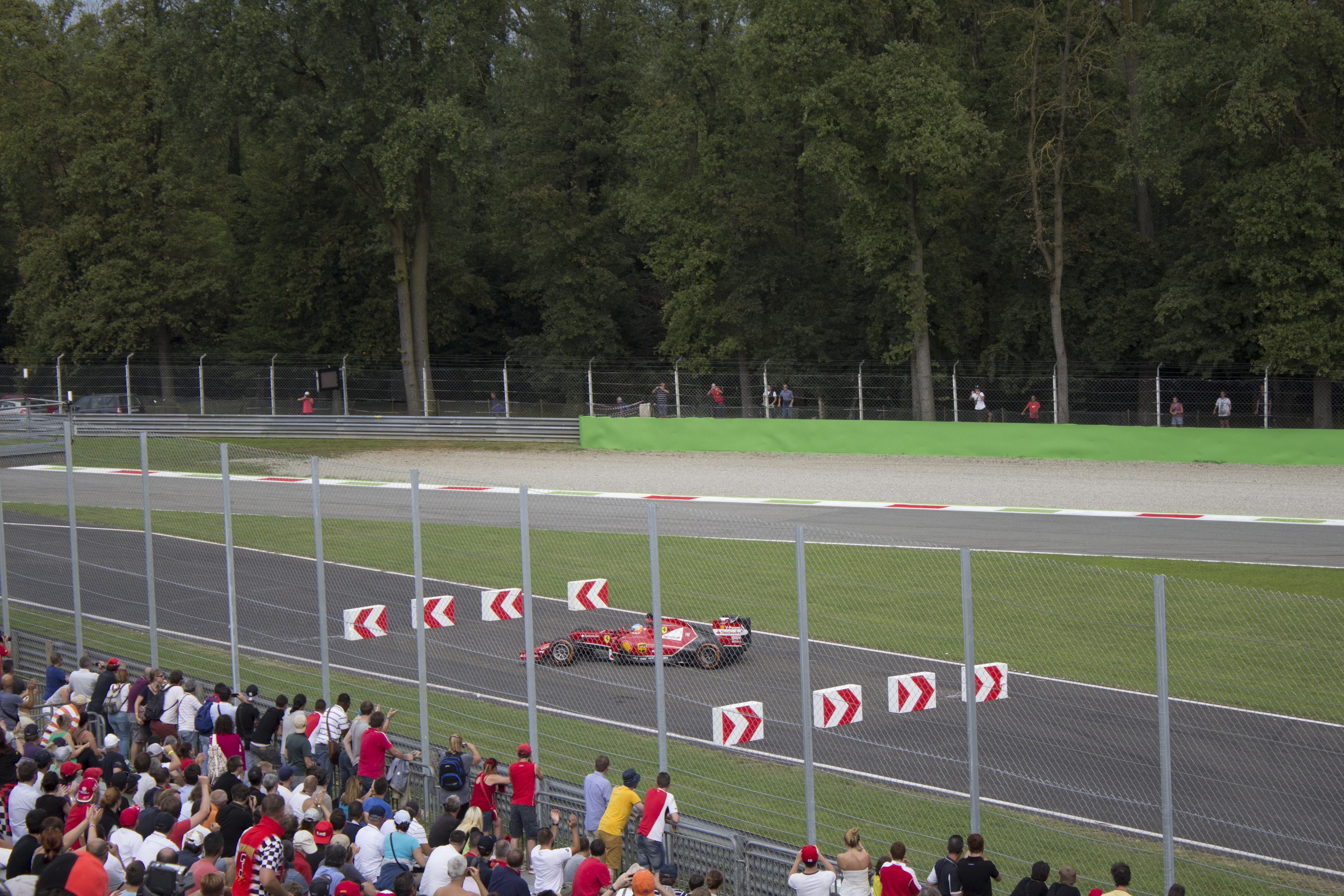 Grande Prêmio de Fórmula 1 em Monza