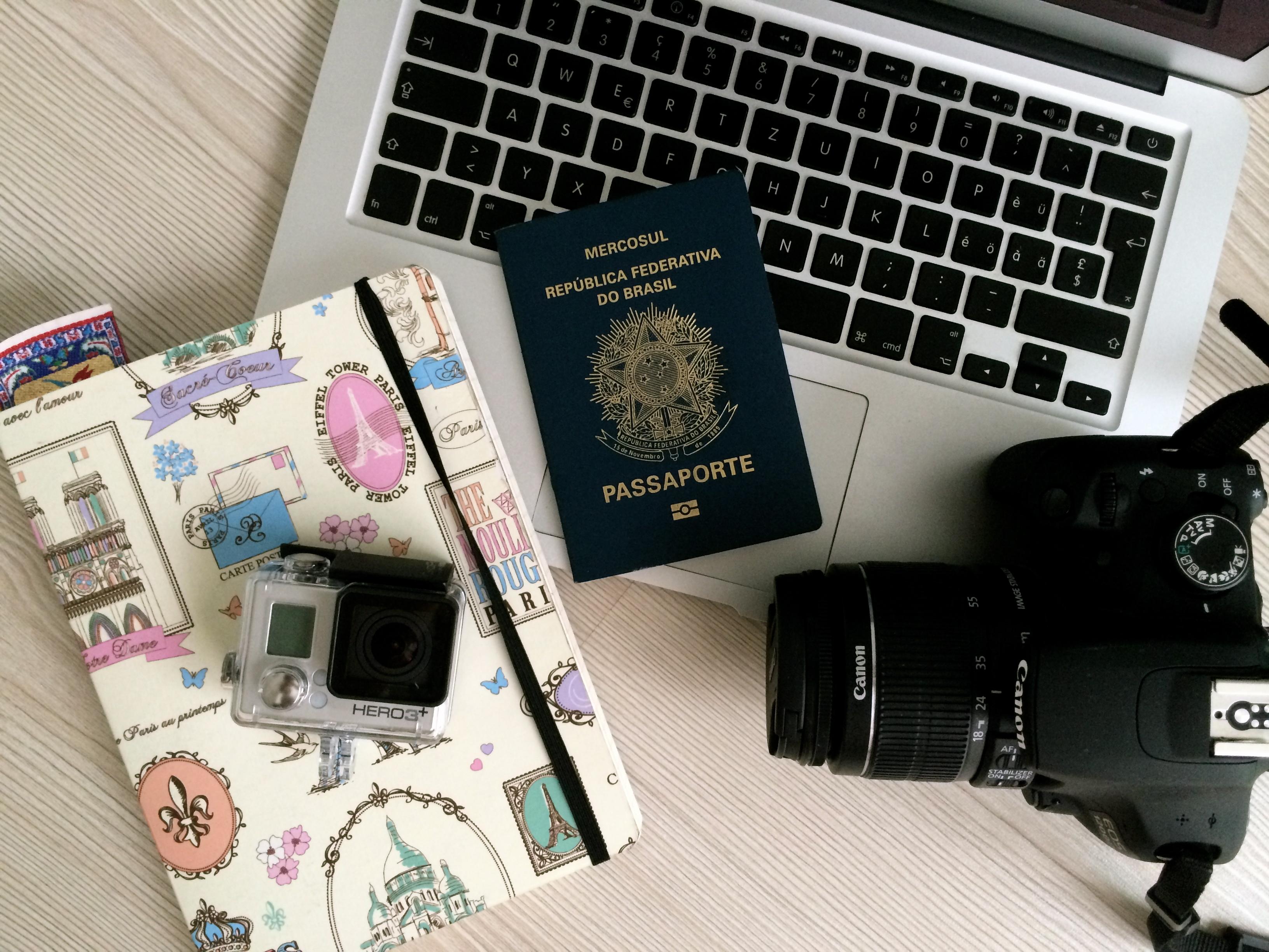 Escrevendo o Packing my Suitcase