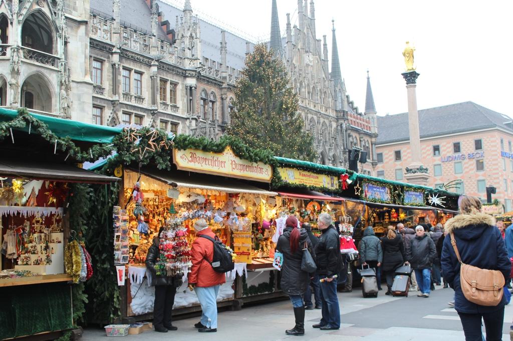 As tradições natalinas Alemães