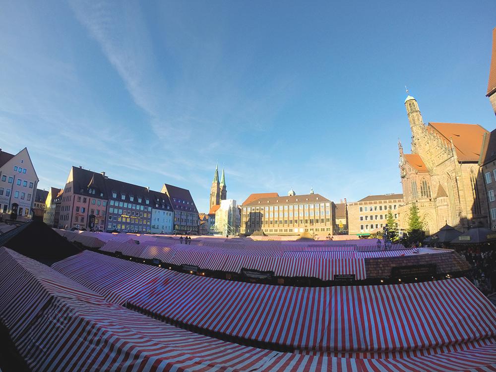 O Mercado de Natal de Nuremberg