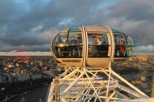 London Eye, Londres