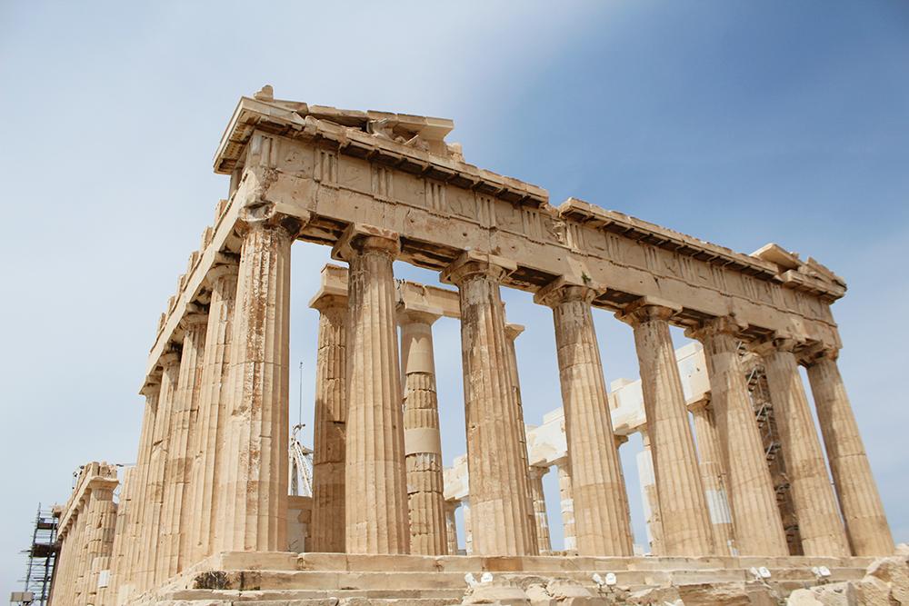 Dicas práticas para visitar a Acrópole