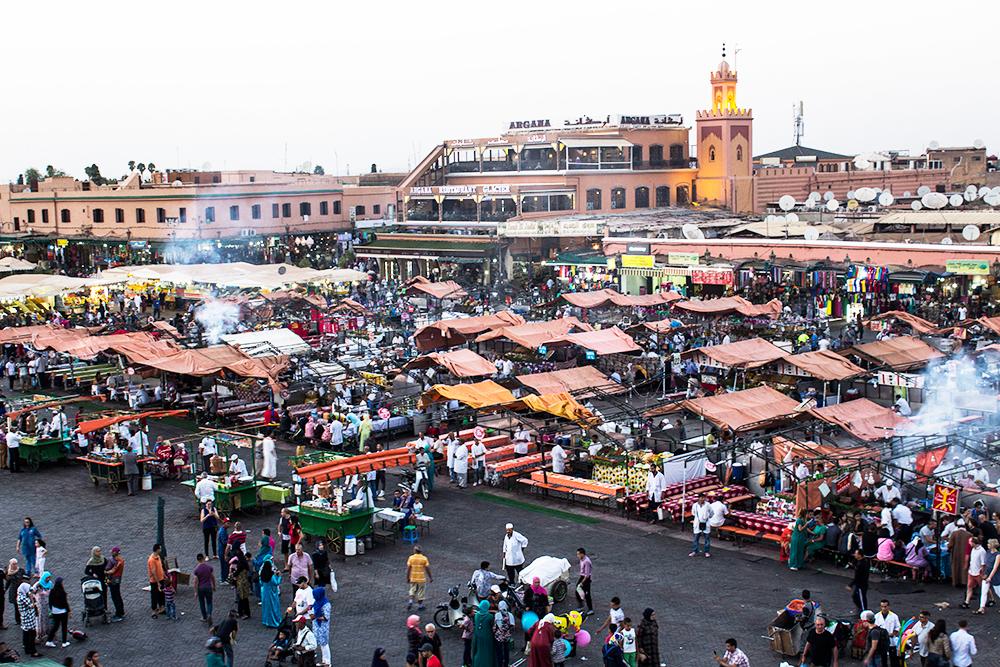 10 coisas que você precisa fazer em Marrakesh