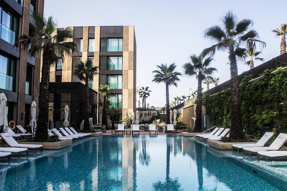 Four Seasons Hotel Casablanca, Marrocos