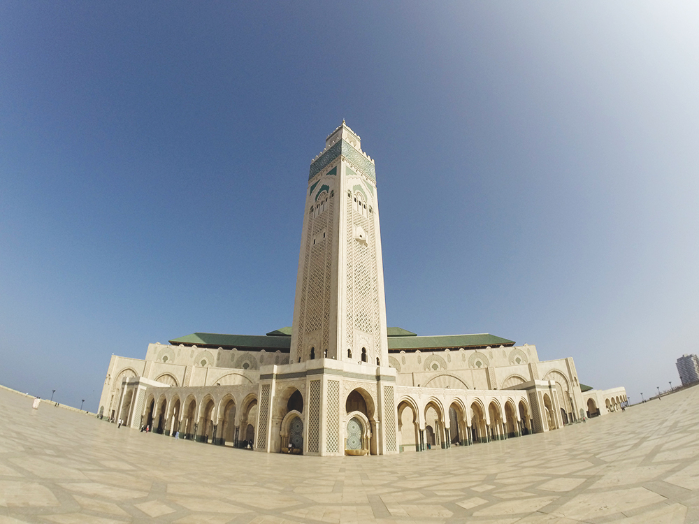 24 horas em Casablanca