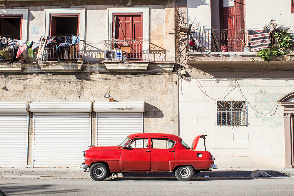 Como é visitar Cuba como turista?